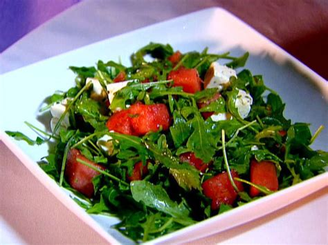 barefoot contessa arugula salad watermelon feta and arugula salad recipes dishmaps