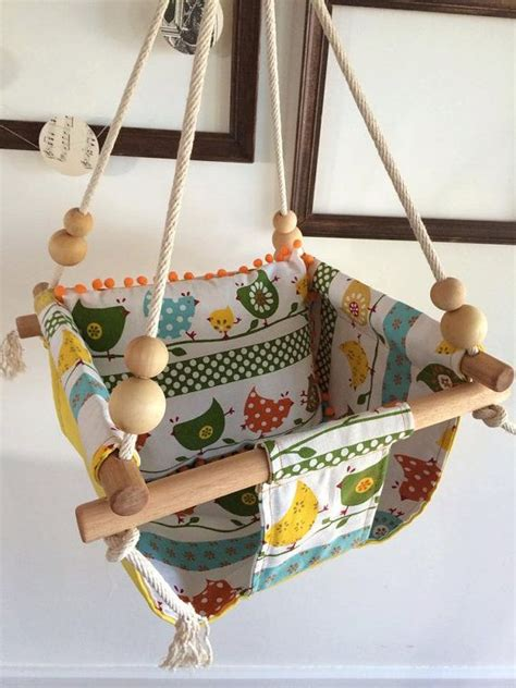 canvas baby swing 17 best ideas about baby swings on pinterest outdoor