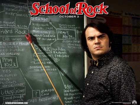 Buku Smart School Of Rock fussy gussy black will your mind