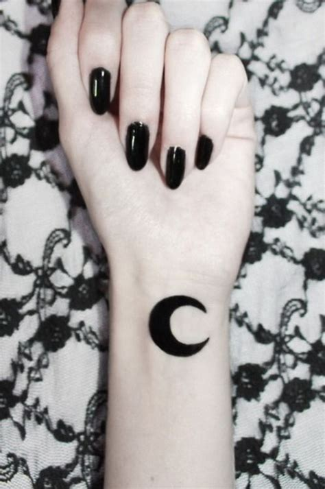 moon wrist tattoo 90 wonderful moon tattoos