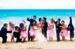 Tiffany and alan s wedding in waimanalo hawaii oahu photographer