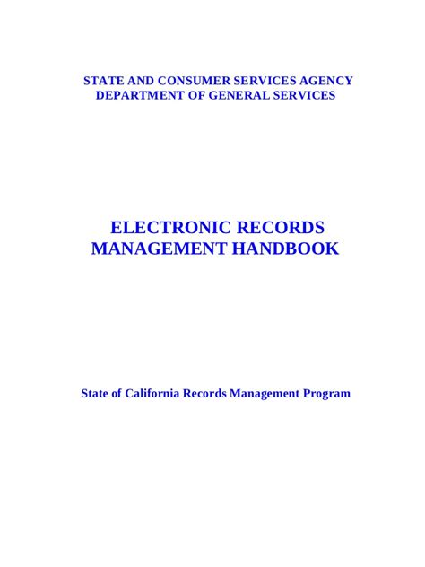 Electronic Docket Search Electronic Records Management