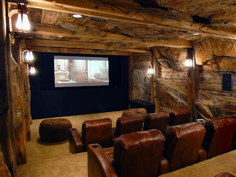 home theater design nyc basement home theaters and media rooms pictures tips