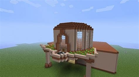 minecraft fancy house designs how to build a fancy house in minecraft images