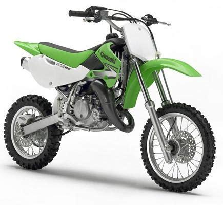 125cc Kawasaki by Kawasaki Dirt Bikes 125cc