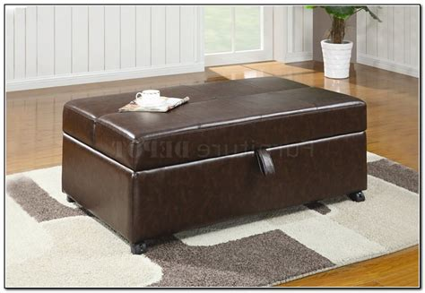 ottomans with beds inside fold out bed ottoman beds home design ideas