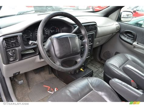 Chevy Venture Interior by Medium Gray Interior 2001 Chevrolet Venture Ls Photo