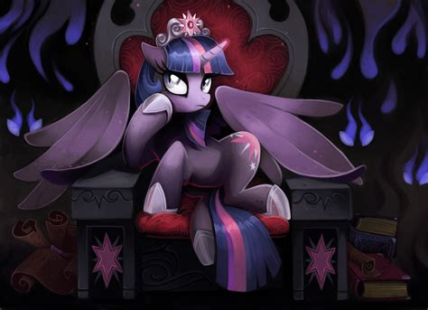 evil twilight sparkle fimfiction