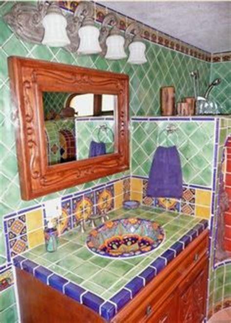 mexican tile bathroom ideas 1000 images about bathroom ideas on mexican