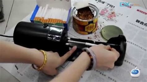 diy cigarette diy automatic electric cigarette rolling machine maker w