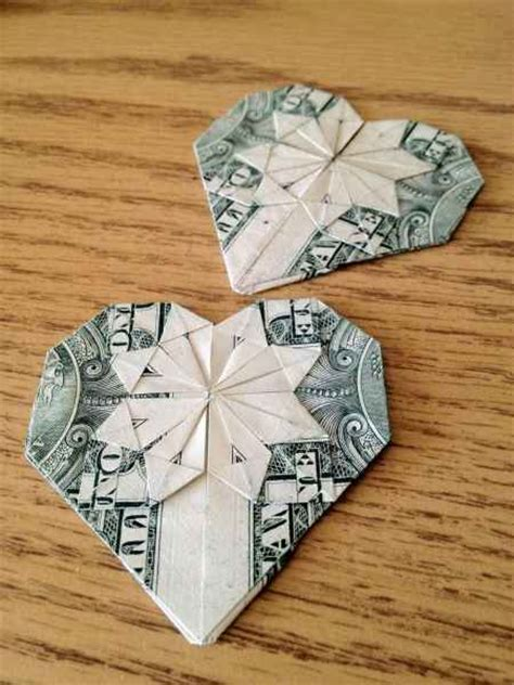 Origami Presents - 21 origami money ideas gifts in the form of