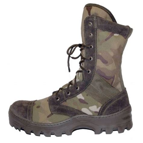 camouflage ankle boots multicam for special forces