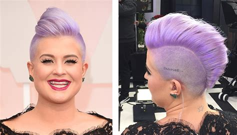 Kelly Osbourne Perfects Her Oscars Hair With PARLOR