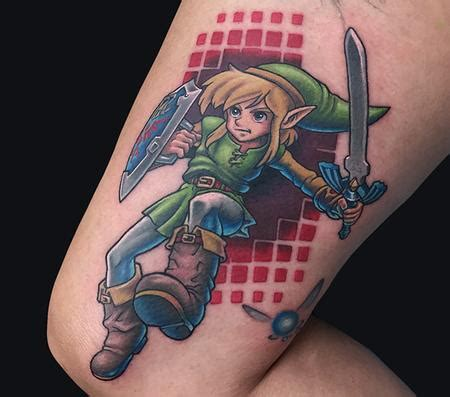 link tattoo marc durrant s designs tattoonow