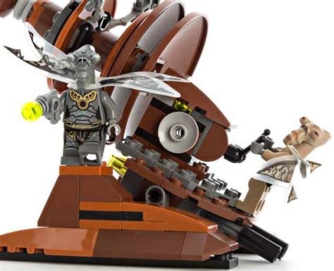 Lego 9491 Wars Geonosian Cannon lego wars geonosian cannon 9491 pley buy or rent