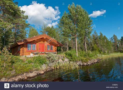 haus in norwegen kaufen blockhuette ein einem waldsee rena hedmark norwegen
