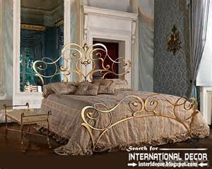 Canopy Bed King Stylish Italian Wrought Iron Beds And Headboards 2015
