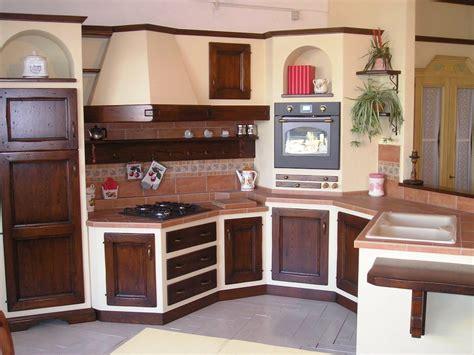 cucina muratura classica cucina in muratura notizie it