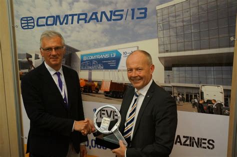 volvo truck of the year volvo fh is international truck of the year 2014 ttm nl