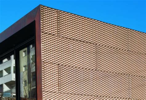 tecu bronze perforated plate  kme stylepark
