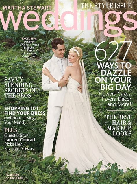 Martha Stewart Weddings by Top 5 Best Wedding Magazines Interior Design Magazines