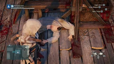 head haircut before guillotine assassin s creed 174 unity cut heads the guillotined system