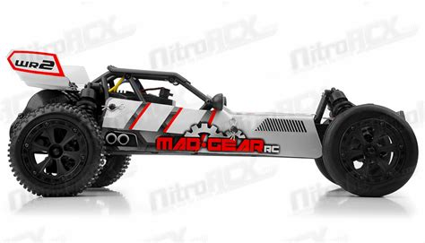 baja buggy rc car mad gear racing desert wolf baja 1 10 2wd rtr buggy