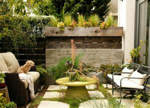 Patios Ideas Small Backyards Dise 241 O De Patios Y Jardines Peque 241 Os 75 Ideas Interesantes
