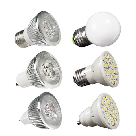 Lu Led Bulb 3w In Lite E27 220v 3w 4w 9w gu10 mr16 e27 led high power smd spot light saving l bulb 110 220v ebay
