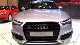 Audi 2016 S6 2016 Audi S6 Iv Pictures Information And Specs Auto