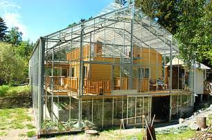 how to build a green home naturhus an entire house wrapped in its own private