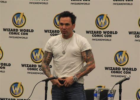 jason david frank tattoos wizard world 2014 recap nerdfu