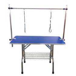 adjustable portable grooming table arm noose 46 quot ebay