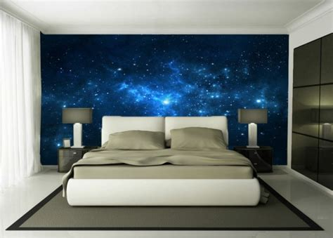 navy blaue und weiße schlafzimmer dekor blau schlafzimmer