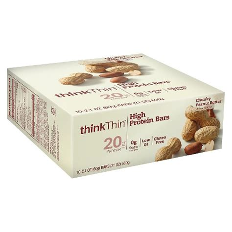 hi tops closed 48 reviews bars 2462 n lincoln ave thinkthin 174 high protein chunky peanut butter bars 8ct