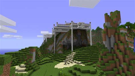 hilltop house hilltop house minecraft project