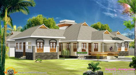 kerala home design one floor plan february 2015 kerala home design and floor plans