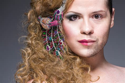 amazing makeup for drag queens trans and male to female shocking queens of drag before and after makeup portraits