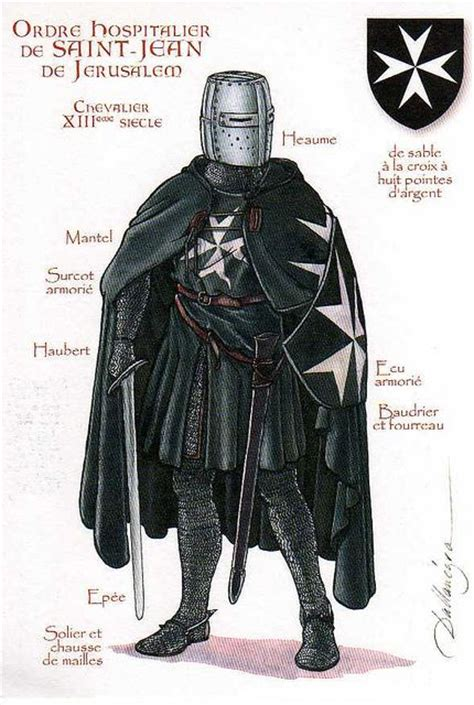 the knights of the order of saint john their london french knight hospitaller knights hospitaller
