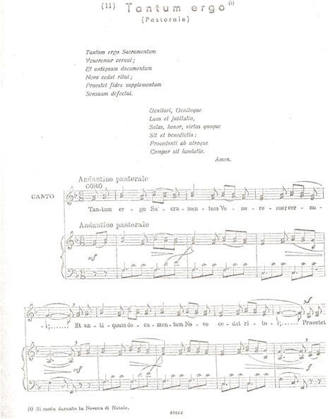 tantum ergo sacramentum testo sicilia musica gruppo folk canti di natale novene