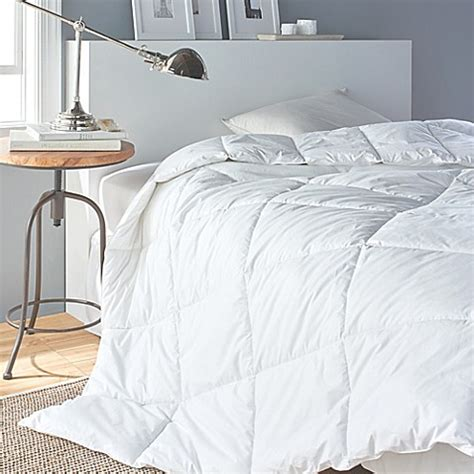 beyond down comforter dkny down alternative comforter in white bed bath beyond