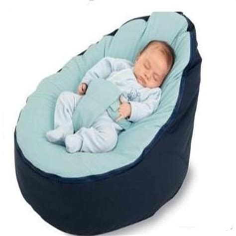 promotion multicolor baby bean bag snuggle bed portable