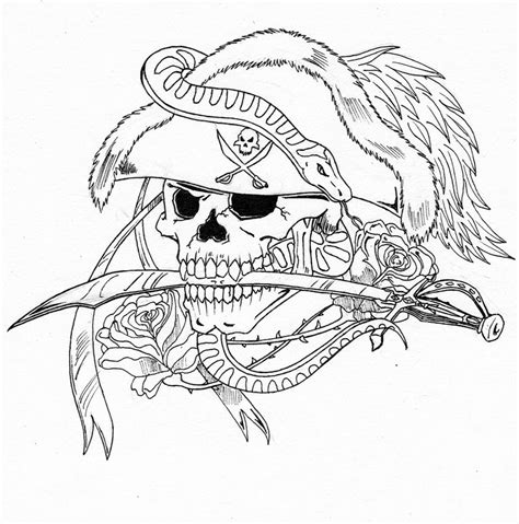 pirate skull tattoo designs 16 amazing pirate images designs and pictures