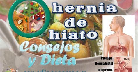 hernia de hiato dieta  consejos saludables remedios caseros la botica de la abuela