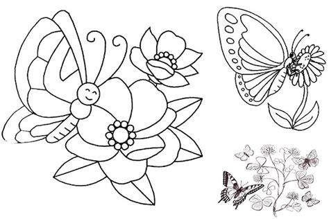 imagenes de mariposas lindas para colorear dibujos de mariposas para colorear e imprimir