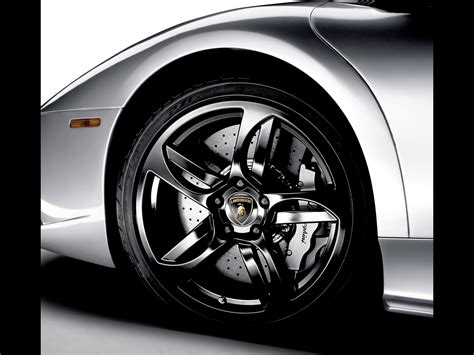 Lamborghini Wheel Wallpaper 2007 Lamborghini Murcielago Lp640 Roadster Wheel