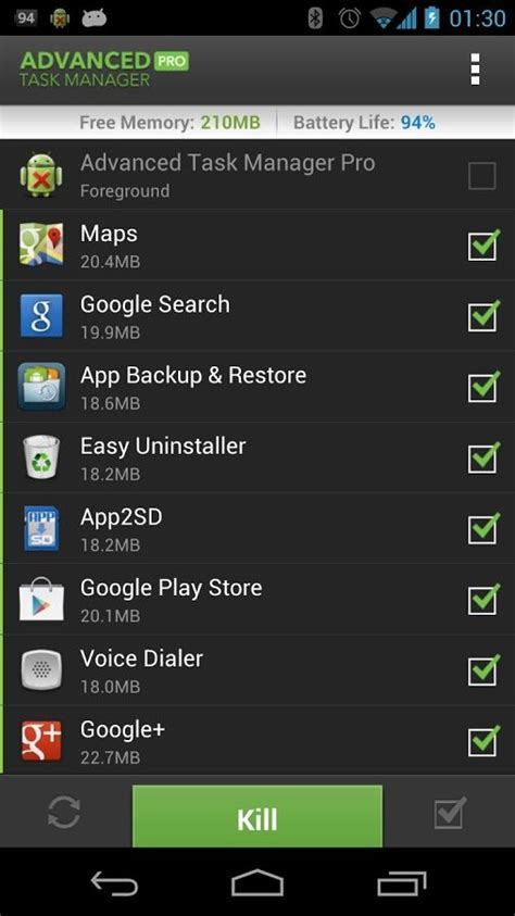 advanced task killer pro apk advanced task manager pro 187 apk thing android apps free