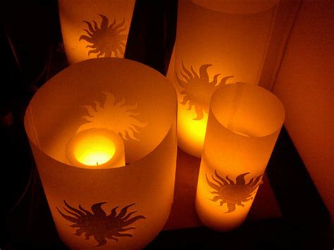 How To Make Paper Lanterns Like In Tangled - new tangled lanterns for rapunzel party author