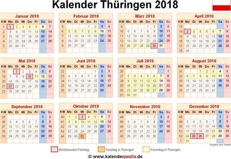 Kalender 2018 Ferien Th Ringen Zum Ausdrucken Kalender 2017 2018 Ferien Feiertage Kalender Service Laptop