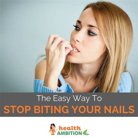 how to to stop biting learn how to stop biting your nails the easy way